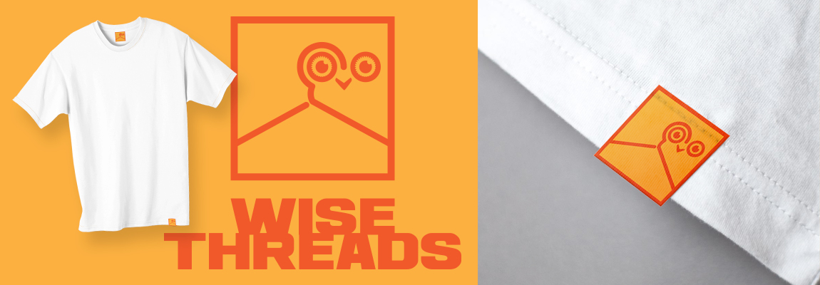 Wise Thread branding
