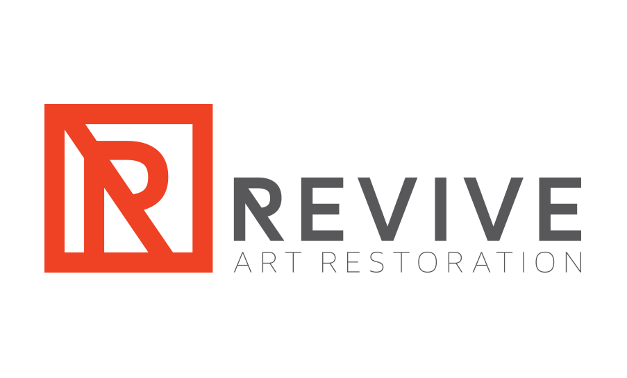 Revive Art Restoration logo