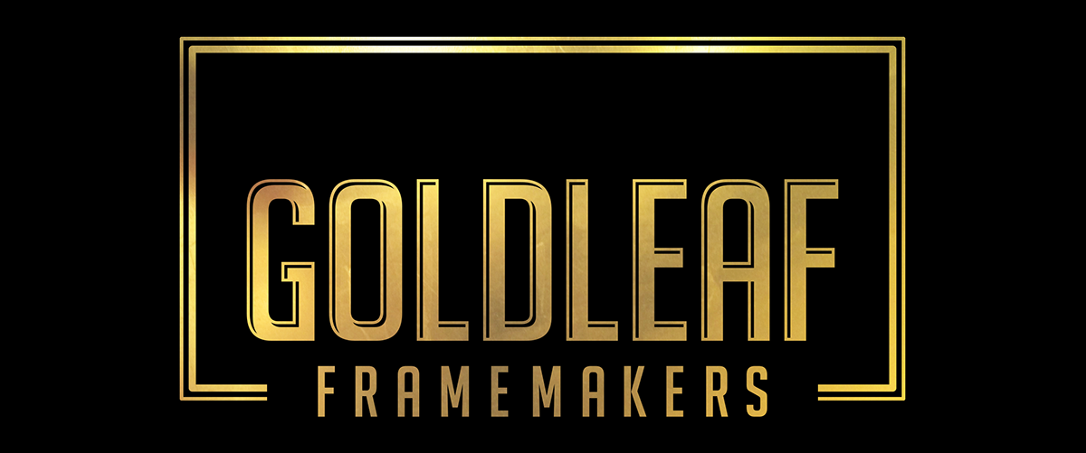 Goldleaf Framemakers horizontal logo